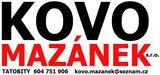 Kovo Mazánek