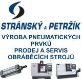 Logo Stránský a Petržík